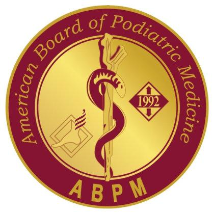 American Board of Podiatric Medicine Membership Logo